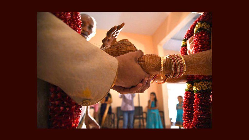 Hindu wedding marriage