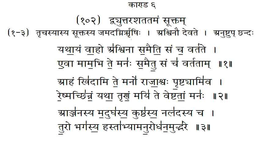 Vedic Aesthetics वैदिक साहित्य शृंगार