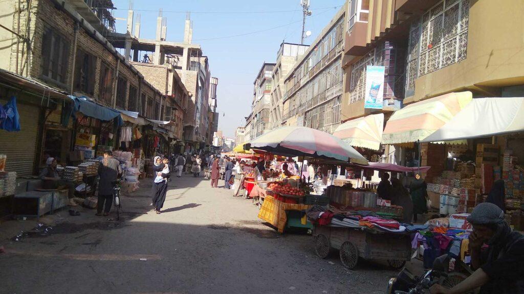 Haidari Market