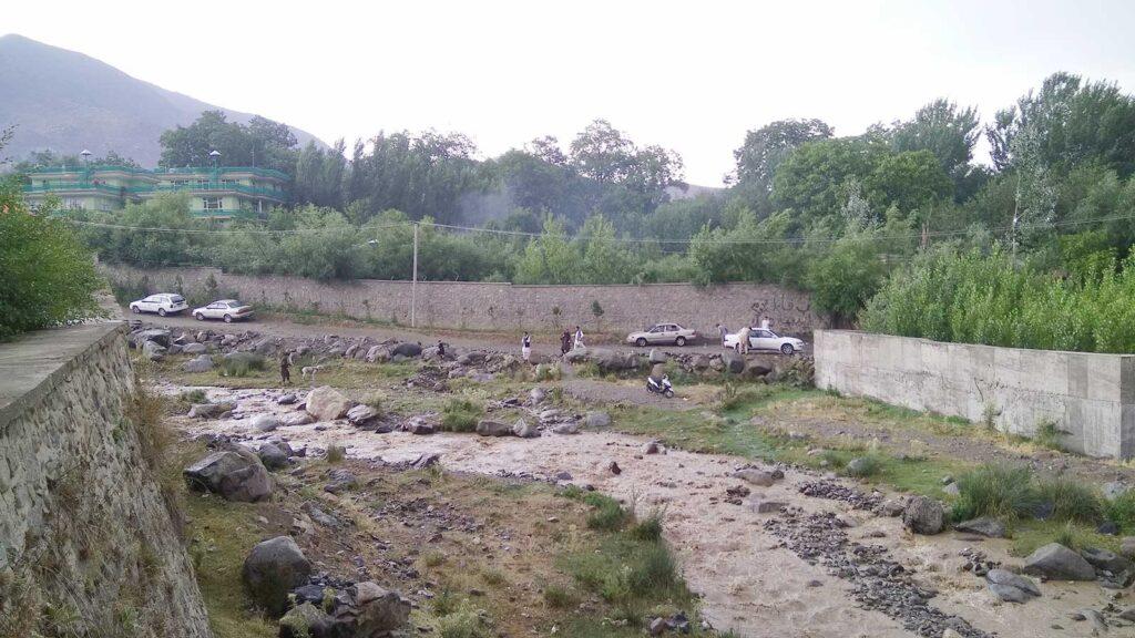Paghman River
